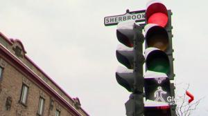 Turning right on red in Montreal
